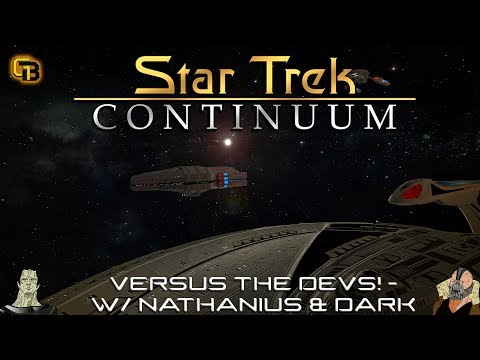 Star Trek: Continuum - WRECKED by the DEVS!!! w/ Nathanius and Dark! - Gul's Perspective
