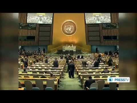 UN to review Canada's human rights record.