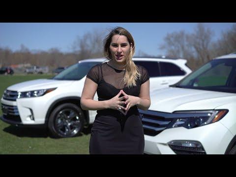 2018 Pilot Touring Elite VS 2018 Highlander Limited Platinum Comparison