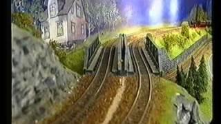 Modelljernbane i Norge Rundt