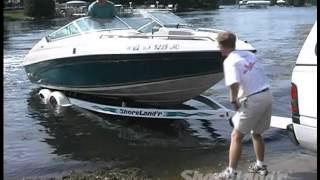 Trailering Tips - Loading Your Boat