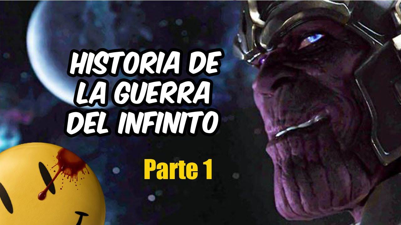 Historia de La Guerra del Infinito - Parte 1 | Cinexceso - YouTube