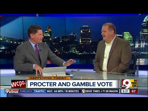 Reporter Dan Monk on why Procter & Gamble proxy fight is bound to be tight
