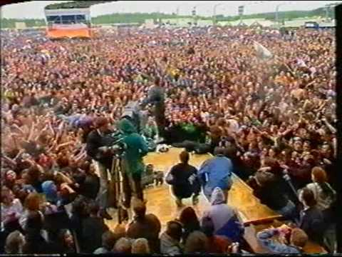 Urban Dance Squad  Fast Lane Pinkpop 4 juni 1990