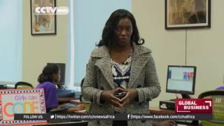 CCTV : Ethiopian Schoolgirls Learn ICT Skills