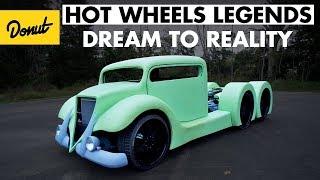 Legends Tour DC winner shows us how dreams come to life! I Hot Wheels Legends Tour