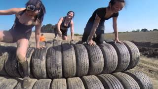 Dell Osso Farm Mud Run 5k 05/31/14