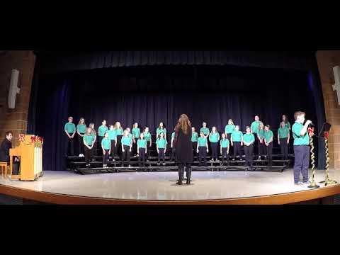 2019 Waldon Middle School Winter Concert