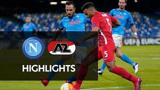 Highlights Napoli - AZ | Europa League