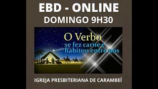 EBD ONLINE - A NECESSIDADE DA NATUREZA HUMANA DO REDENTOR