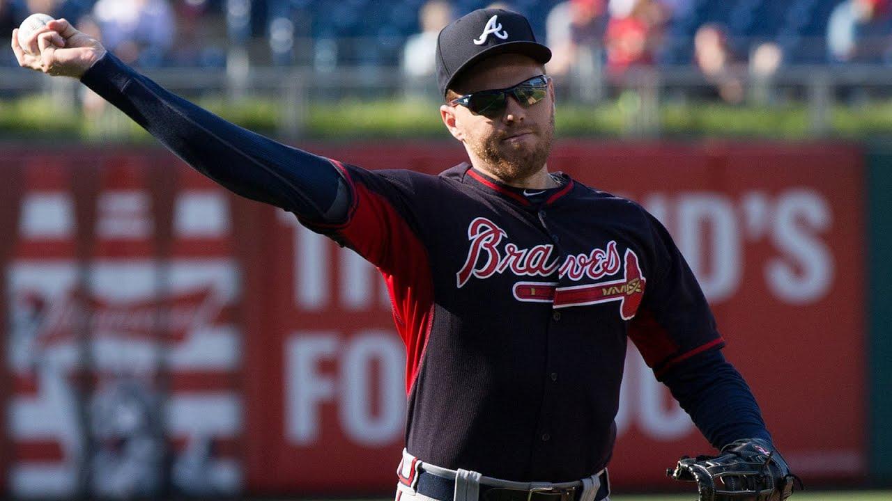 Braves activate Freddie Freeman ahead of opener vs. Astros