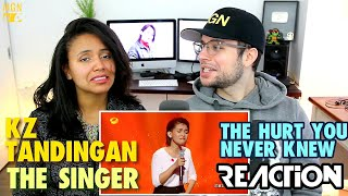 KZ Tandingan - The Hurts You Never Knew | Episode 6 | Singer 2018 | REACTION