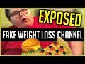 AMBERLYNN REID EXPOSED FAKE WEIGHT LOSS CHANNEL