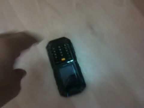 Nuovo Sonim Xp2 - Telefono indistruttibile
