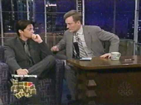 Kyle MacLachlan interview 2000