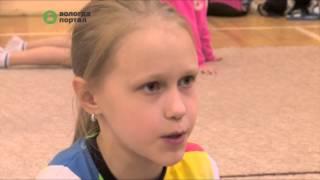 Городские соревнования по художественной гимнастике прошли в Вологде в пятнадцатый раз