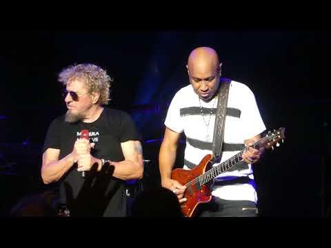 """Dreams"" Sammy Hagar@Mann Center Philadelphia 9/25/17"
