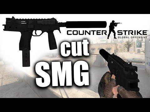 Cut Content of CS:GO - TMP Suppressed SMG - CCCS#29