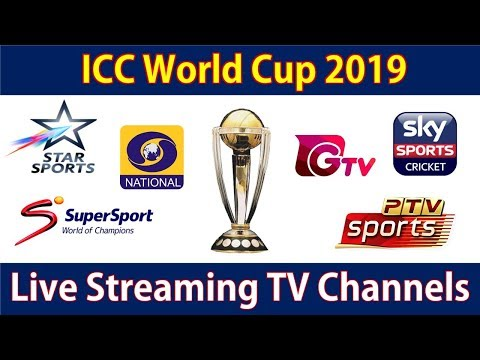 Pick the world cup 2020 live streaming channels in india sony