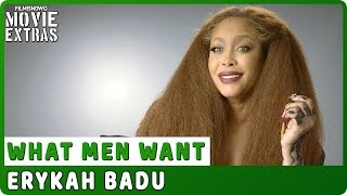 "WHAT MEN WANT | On-set Interview with Erykah Badu ""Sister"""