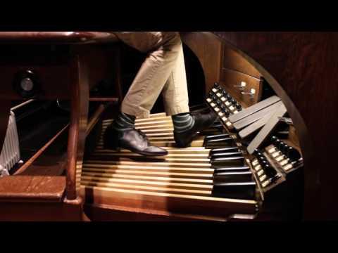 Allegro from Organ Symphony No. 2, Op. 20 (Vierne)