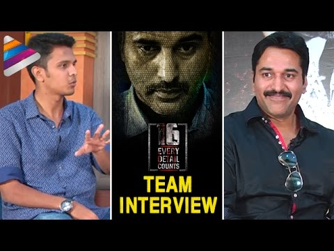Rajinkanth and Shankar Fell in Love with 16 Movie says Actor Rahman | 16 Telugu Movie Team Interview