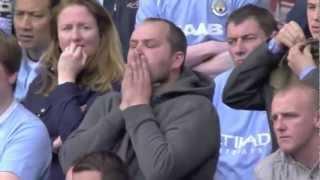 Manchester City - Wins the Premier League Title (Победа Манчестер Сити)  .mp4