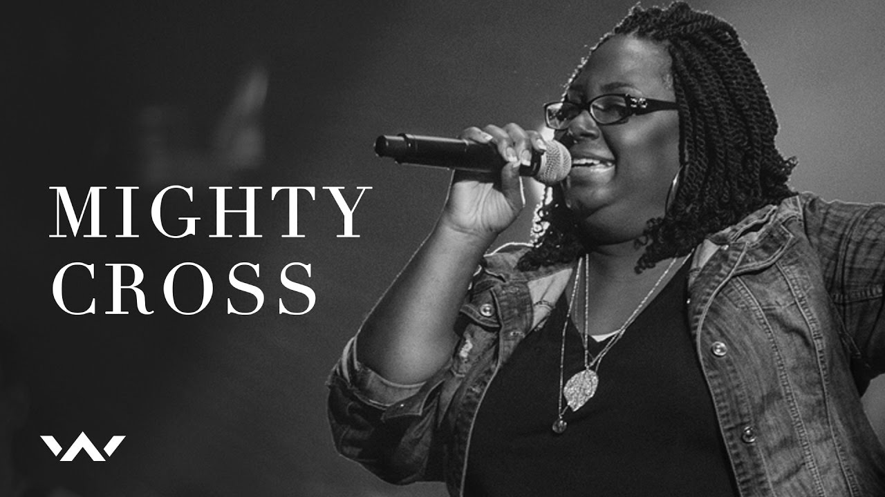 Mighty Cross Live Elevation Worship YouTube - Elevation where i am now