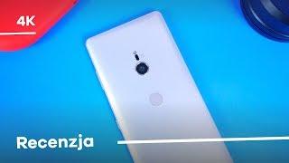 """Sony Xperia XZ3 Recenzja """"Na taki smartfon Sony czekałem od lat!"""""""