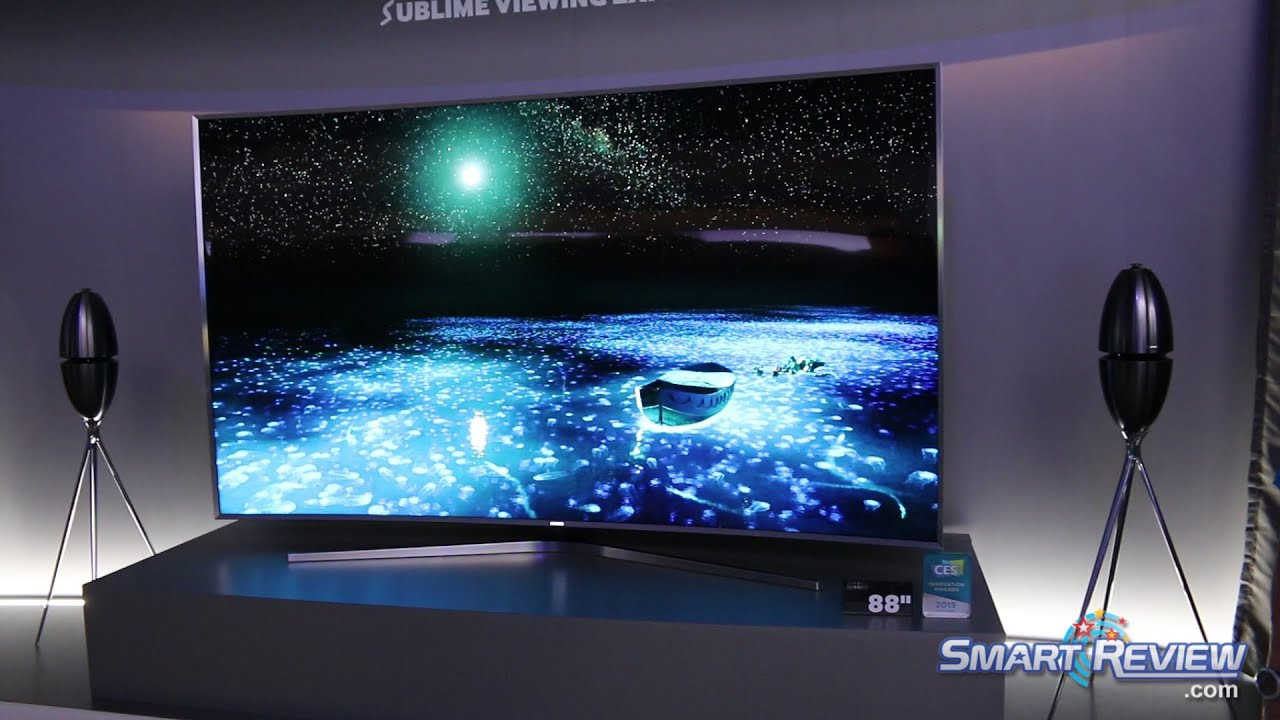 Samsung 9 series телевизоры