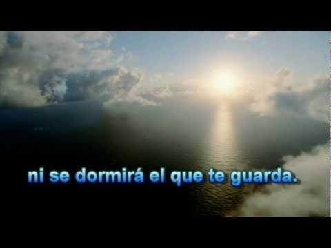 Salmo 121 (alzaré mis ojos) - YouTube