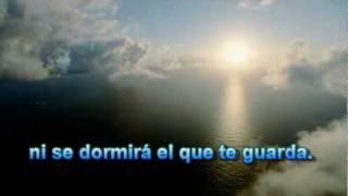 Salmo 121 (alzaré mis ojos)