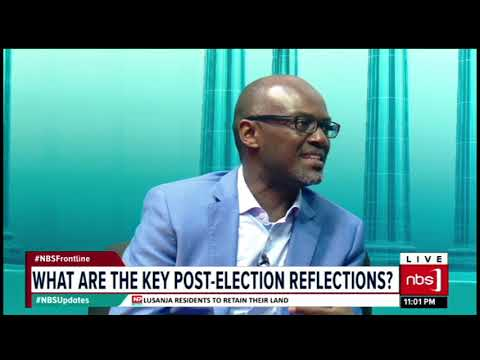 Beyond elections; Which way forward for Uganda? - NBS Frontline seg3