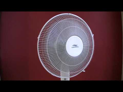 Oscillating Fan - 3 Hours of White Noise