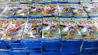 Opening Pokemon - 1,000 Booster Packs of Breakpoint!
