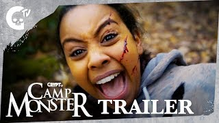 CAMP MONSTER TEASER | NEW Episodes June 2019 | Short Film Trailer | Crypt TV