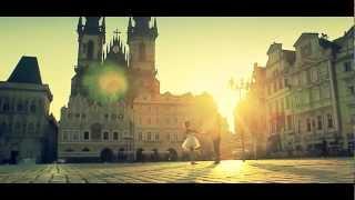 Свадьба в замках Чехии - Чешский Крумлов, романтичное видео  Wedding in Czech castles