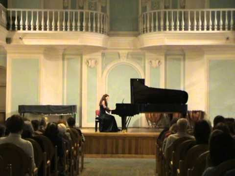 C. Debussy - La danse de Puck