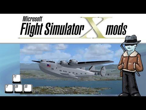 Flight Simulator X Plane Spotlight - Boeing 314 Clipper