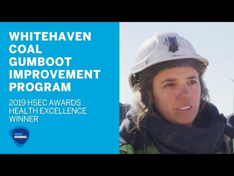 Whitehaven Coal - Gumboot Improvement