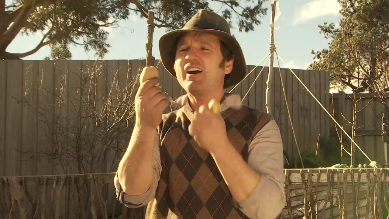 Gardening australia tino s hat youtube for Gardening australia iview