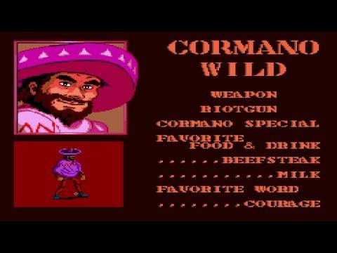 Sunset Riders / La Historia de Cormano / Nivel 1 / Sega Genesis