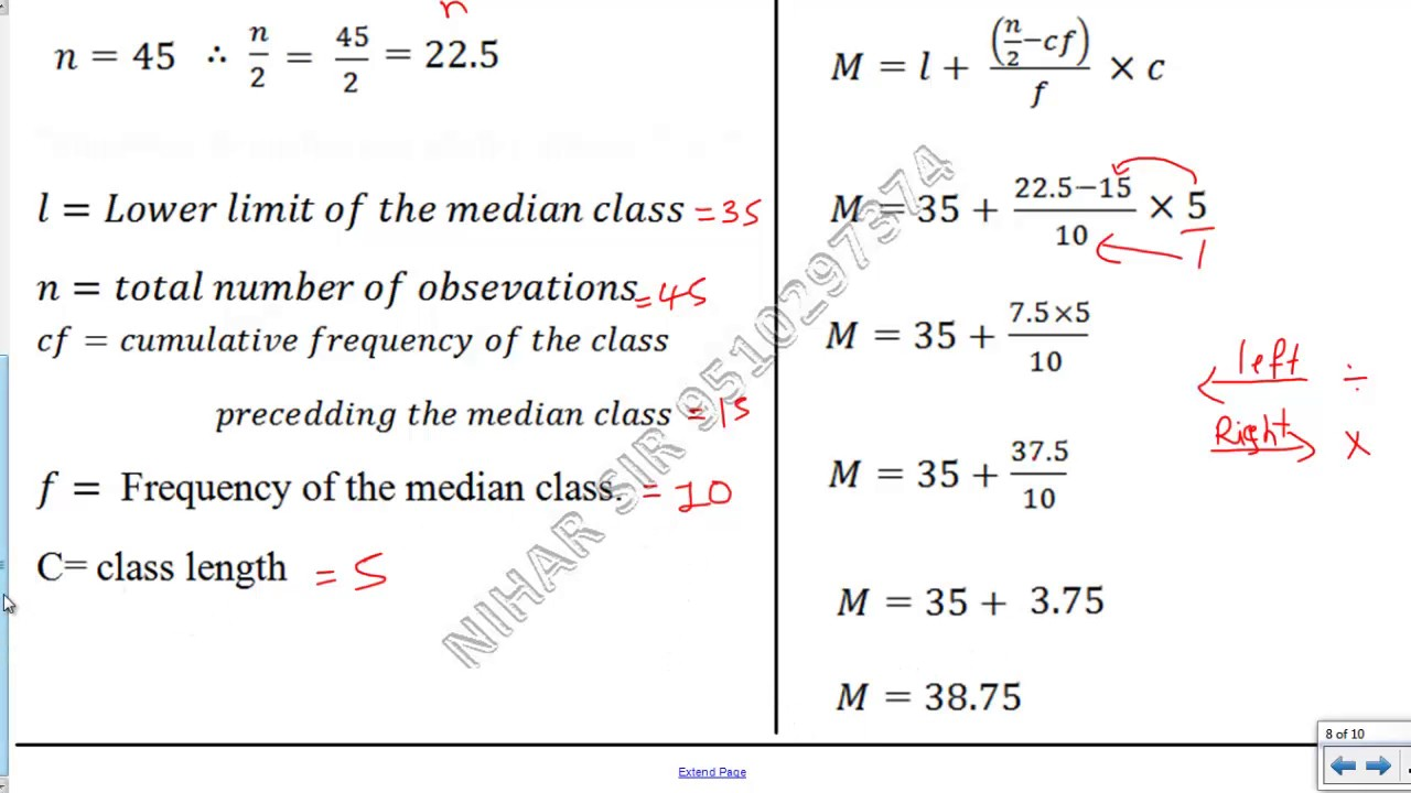 4  Median (missing Frequency)