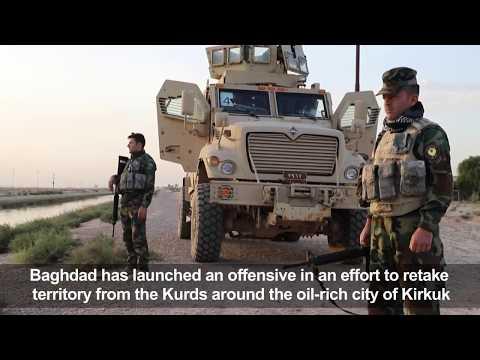 Kirkuk; Peshmerga Forces Prepare To Defend Themselves