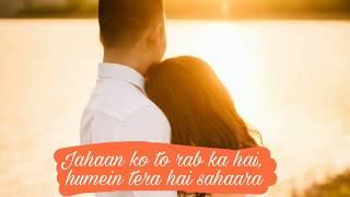 Whatsapp status ||  chahe dukh ho chahe sukh ho song || Romantic Status