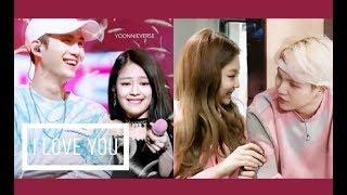 🖤Yoonnie🖤 Jennie (blackpink)  Suga (bts) • I love you • fmv