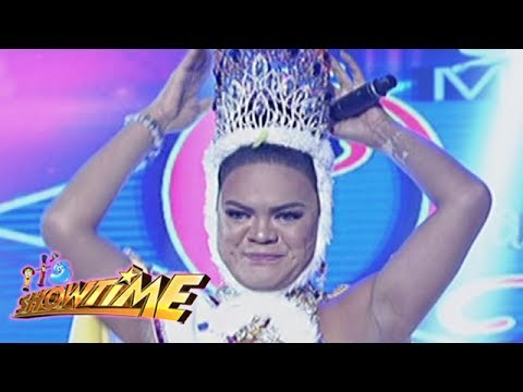 It's Showtime Miss Q & A: Juliana Parizcova Segovia extends her record-breaking reign