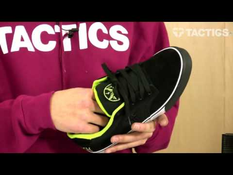 Fallen Slash Skate Shoes review - Tactics.com - YouTube c9bc683bc