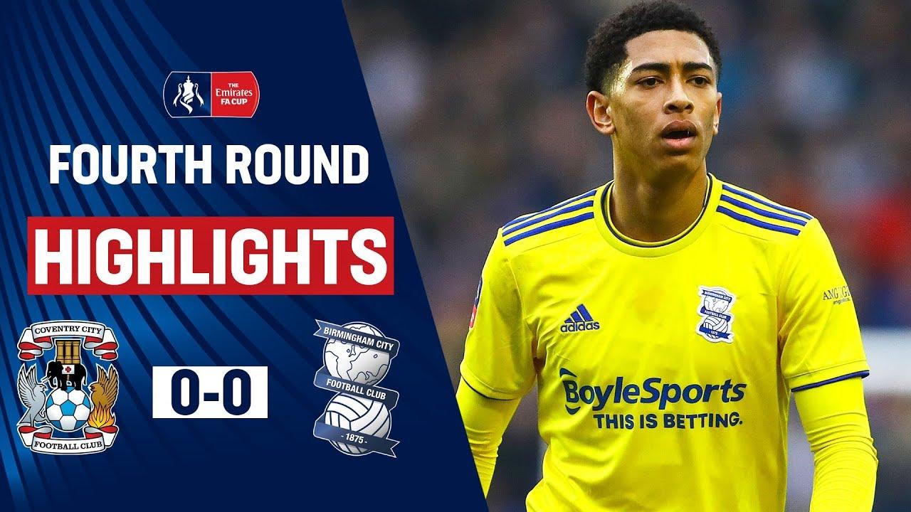 Birmingham Unable to Find Breakthrough | Coventry City 0-0 Birmingham City | Emirates FA Cup 19/20