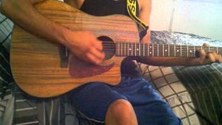 Cara a la muerte en guitarra